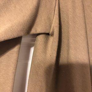 bobeau Sweaters - Tan Bobeau Wrap